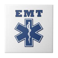 EMT Star of Life Tiles