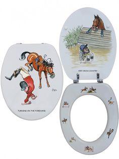 Looprints: Bryn Parry Horse Loo Seat