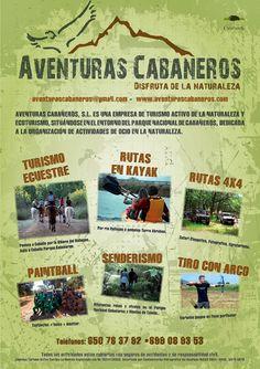 Algunas de las #actividades que puedes hacer en Cabañeros. Baseball Cards, Signs, National Parks, Paths, Adventure, Activities, Shop Signs, Sign