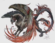 Gryphon by Pyreness on deviantART