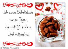 Patce's Patisserie: Nuss-Nougat-Trüffel [Happy Valentine's Day!] ♥