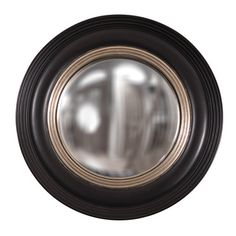 Soho Black/ Silver Mirror   Overstock.com Shopping - Great Deals on Mirrors