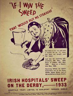 Irish Hospitals' Sweepstakes 1933