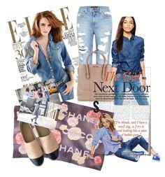 """Jeans"" by daniela-davis on Polyvore featuring Chanel, Maison Scotch, Genetic Denim, Miu Miu and JDY"