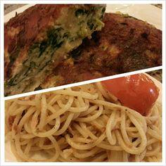 #晩ごはん #キッシュ#パスタ#quiche #pasta#フィリピン#philippines#food #foodporn #yum #instafood #TagsForLikes #yummy #amazing #instagood #photooftheday #dinner #tasty #foodie #delish #delicious #eating #foodpic #foodpics #eat #hungry #foodgasm #hot #foods