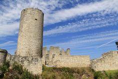 Burgruine Wolfstein (old castle ruin) - Neumarkt in der Oberpfalz, Germany