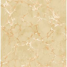 Sample Patina Marble Wallpaper in Gold and Neutrals by Seabrook... (6.470 CLP) ❤ liked on Polyvore featuring wallpaper, backgrounds and wallpaper samples