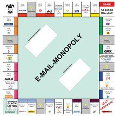 E-Mail Monopoly
