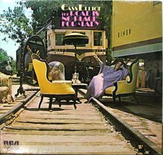 CASS ELLIOT キャス・エリオット / THE ROAD IS NO PLACE FOR A LADY (LP)