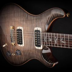 Just Arrived - Private Stock Pauls Guitar Graphite Limited in Graphite Glow!