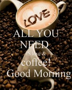 Good morning. ..