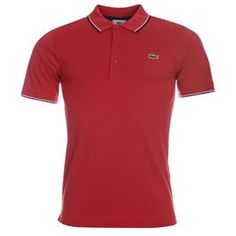 Lacoste Fine Tip Mens Polo Shirt  #FOREVERSPORTS #getthelook #mensfashion