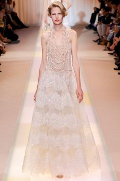 This week in Paris - #Armani Prive Fall 2013 #Couture