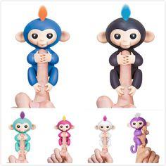 Fingerlings Toys Interactive Baby Monkeys