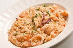 Cocina – Recetas y Consejos Greek Recipes, Italian Recipes, Real Food Recipes, Cooking Recipes, Healthy Recipes, Rice Dishes, Main Dishes, Arroz Risotto, Chilean Recipes