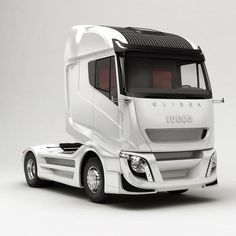 Trucks from the future : zoom on what's to come