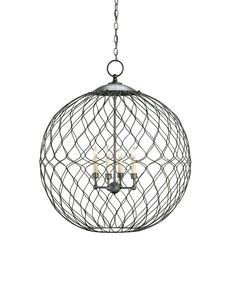 Currey and Company 9617 Simpatico 31 Inch Chandelier| Capitol Lighting 1-800lighting.com