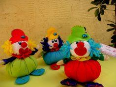 linda lembrancinha para festa circo, patati patata.....peso de porta,centro de mesa, acompanha plaquinha com tag, tema circo R$ 15,00