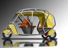 auto rickshaw design - Google Search
