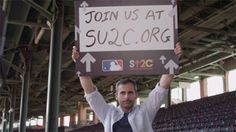 Baseball Moments in Stand Up To Cancer Campaign | Raman Media Network