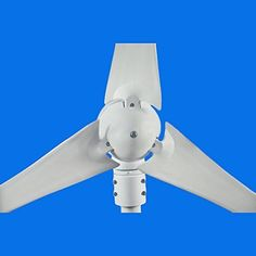 GTSUN Max Wind Turbine Generator DC 3 Blades Carbon Fiber, Built In Rectifier Residential Agriculture Marine DIY installation Off-Grid Green Energy Power