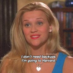 Quotes from the movie Legally Blonde. Study Motivation Quotes, Study Quotes, Tv Quotes, Mood Quotes, Elle Woods Quotes, Into The Woods Quotes, Legally Blonde Quotes, Rory Gilmore, Clueless