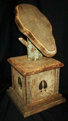 Awesome pedestal for a euro mount