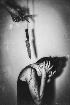 """""""A Visual Depiction of Mental Disorders - Panic"""" CSPhotography"""