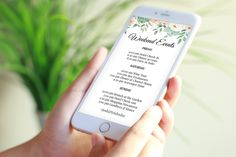 Weekend Events, Custom Fonts, Wedding Templates, Bridal Shower Games, Web Browser, Baby Shower Printables, Text Messages, Announcement, This Or That Questions