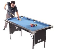 Bce Folding Pool Table 5ft