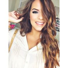 Brown Hair Color with Caramel Balayage Good Hair Day, Love Hair, Gorgeous Hair, Belle Nana, Tips Belleza, Looks Cool, Brazilian Hair, Hair Dos, Pretty Hairstyles