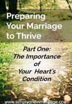 Thriving marriages don't just happen. We have to prepare them for success. This Couple's Bible Study looks at how the condition of our hearts can make all the difference. Marriage Prayer, Strong Marriage, Marriage Advice, Love And Marriage, Biblical Marriage, Happy Marriage, Christian Couples, Christian Wife, Christian Marriage