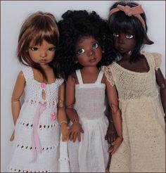 JpopDolls.net ™ :: Dolls :: Kaye Wiggs Dolls :: Talyssa :: Talyssa Human in Coffee Tan skin tone (PREORDER)