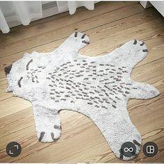 LITTLE FOX 😍 #tapisenfant #teppich#fox #kidsroom#deco #coton#french