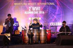 Power-packed performance by renowned percussionist Shyam Edwankar  had our alumni dancing!