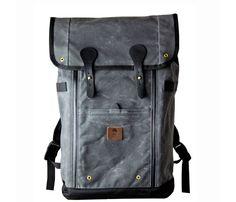 Charcoal backpack, das cuuuttteeee