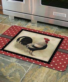 23 best rugs i love images rooster rug country life country living rh pinterest com
