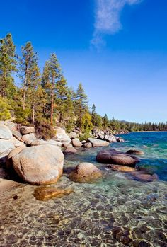 World class and recreation – at the finest in El Dorado County, most beautiful views & high alpine beaches! El Dorado County, Incline Village, South Lake Tahoe, Outdoor Recreation, Great Places, Night Life, North America, Scenery, Vacation