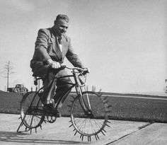 Hell on wheels: Life with mutant bicycles | Fox News