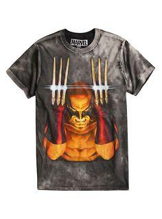 c6c681527b2 Marvel Wolverine Alex Ross Visions  Wolverine T-Shirt