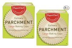 (2 Pack) Standard Paper Cupcake Liners / Baking Cups, 60-ct / Box PaperChef http://www.amazon.com/dp/B00J4U8QX0/ref=cm_sw_r_pi_dp_CkuQvb0AND1FA