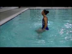 ▶ Aqua Aerobics. Tidal Wave Workout 1 (In the water) - YouTube