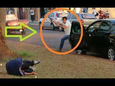 Homem atira em quatro pessoas durante carreata e mata candidato a prefeito - YouTube