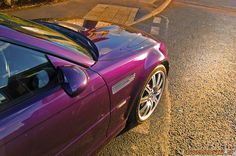 BMW Techno Violet