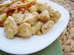 Τηγανιά Κοτόπουλο με σάλτσα Μουστάρδας | cookcool