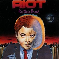 The Riot - Restless Breed LP