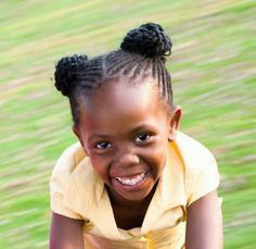 cool Holiday Hairstyles for Little Black Girls // Cool Easy Hairstyles, Black Kids Hairstyles, Baby Girl Hairstyles, Holiday Hairstyles, Braided Hairstyles, Short Hairstyles, Little Girl Braids, Braids For Kids, Girls Braids