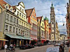 augsburg germany | Augsburg, Germany.