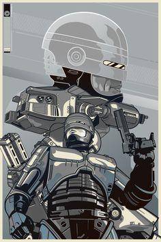 Robocop (1987) - Vincent Rhafael Aseo ----