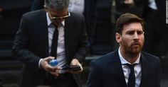 Lionel Messi's brother wanted by Police after they discovered gun in his blood-soaked boat